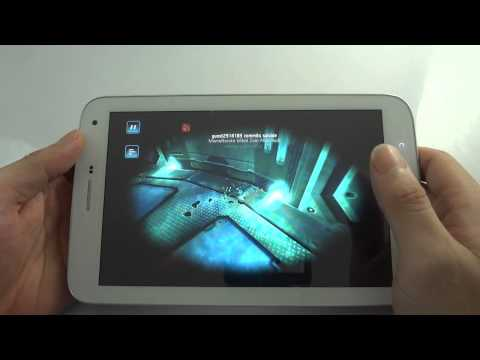 Samsung Galaxy Tab 7.0??HDC Galaxy Tab 7.0 GT N5100 Games Reviews