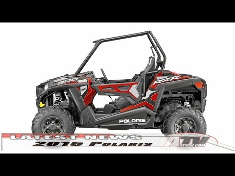 ATV Television Latest News - 2015 Polaris New Models