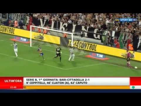 Juventus - Parma 2-0  Video Gol Serie A