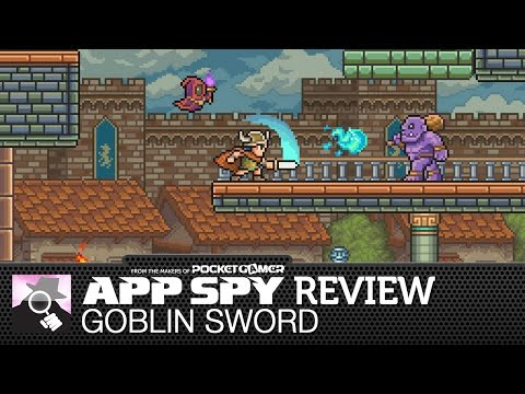 Goblin Sword | iOS iPhone / iPad Gameplay Review - AppSpy.com