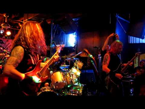 Futures End - Powerslave - Jeff Baker Memorial Benefit For Guitars Not Guns video