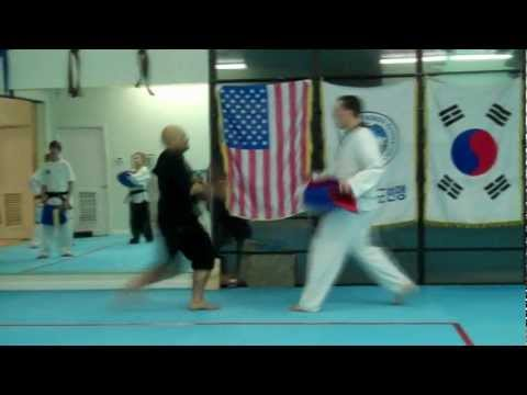 Taekwondo Advanced Sparring Techniques Vol 3 Image 1
