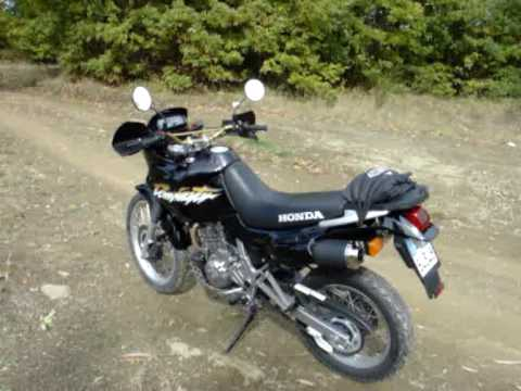 Honda NX 650 Dominator Video