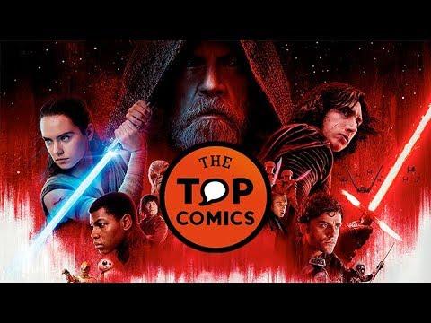 Resen?a The Last Jedi ¿La mejor película de Star Wars?