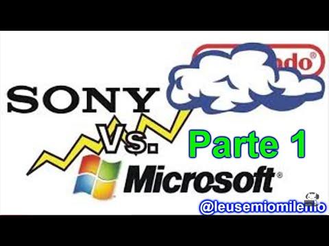 sony vs microsoft Sony vs microsoft - ps4vs xbox 160 likes video game.