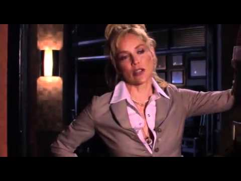 Sharon Stone   Scene 9 of 14 from Huff