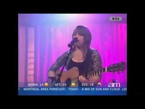 Brittany Kwasnik Featured on 'Canada AM'