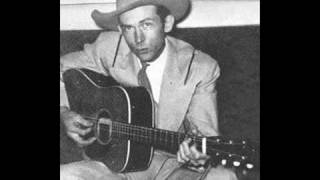 Watch Hank Williams Im A Long Gone Daddy video