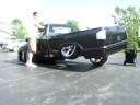 Crazy 3 Wheel in my S-10 (on air) standin still