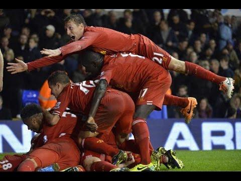 Liverpool 3 - 0 Tottenham  Premier League