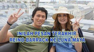 Putus dari Luna Maya, Reino Barack Ternyata Unggah Foto Mengejutkan Ini.??