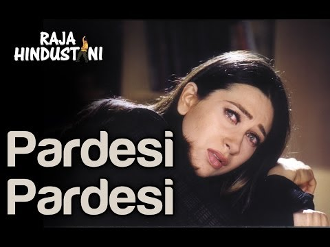 Pardesi Pardesi Jaana Nahi (sad) - Raja Hindustani - Aamir Khan & Karisma Kapoor - Full Song video