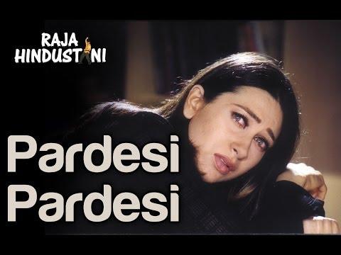 Pardesi Pardesi (sad) - Raja Hindustani | Aamir Khan & Karisma Kapoor | Suresh Wadkar & Bela video