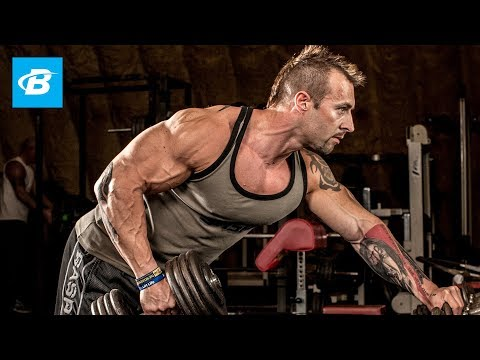 Kris Gethin 12 Week Video Trainer - Overview -- Bodybuilding video