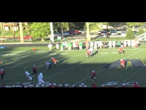 Taylor Briggs DB/ WR #42- Cardinal Ritter High School Football Program