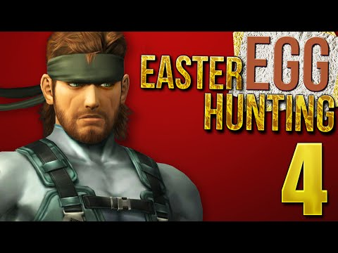 Metal Gear Solid Part 4 - Easter Egg Hunting
