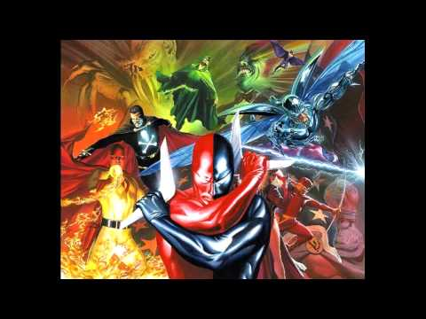 Hero Worship - The Art of Alex Ross
