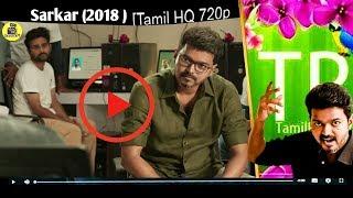 Sarkar Full Movie HD in Tamil Rockers  Leaked  Tha