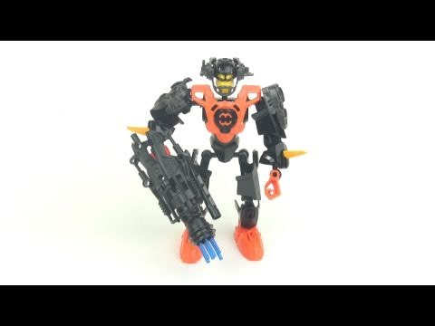 Lego Hero Factory MOC:  Stringer 2.0