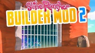 SLIME PRISON in Slime Rancher Betterbuild Mod Part 2 - Slime Rancher Mod Gameplay