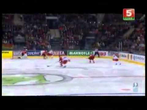 Швейцария 3:4 Беларусь Чемпионат мира по хоккею 2014