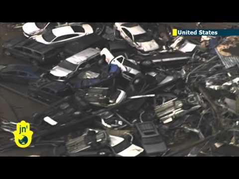Oklahoma Tornado Disaster: tornado devastates Oklahoma City suburb leaving dozens dead