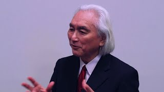 Dr. Kaku Interview - Think 2018