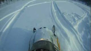 Powder Special  600 & ski doo Summit 800