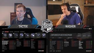 NHL 19 SABOTAGE BUILDS CHALLENGE! w/ THENASHER61