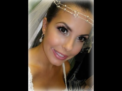 Inspired by Kim Kardashian 39s Wedding Day Makeup People Magazine Eyes