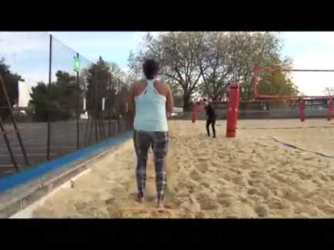 Tennis Workout Heather Watson