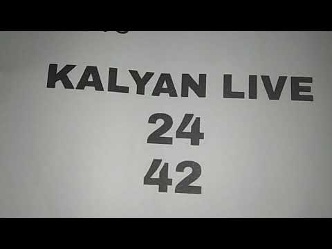 DT.22.06.2018 KALYAN LIVE GAME CALL YA WHATSAPP.7381795342