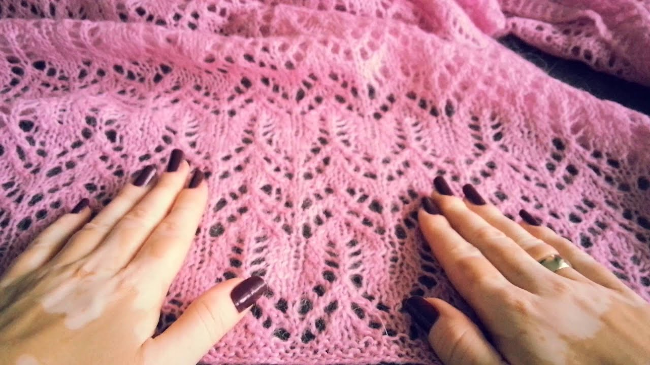 Вязание ажурные и как их вязать 585
