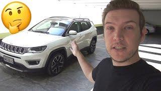 Jeep Compass 2018! Por que é o SUV mais vendido? Teste versão Limited