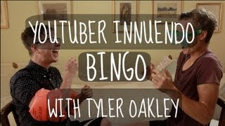 Your Innuendo Bingo With Tyler Oakley!