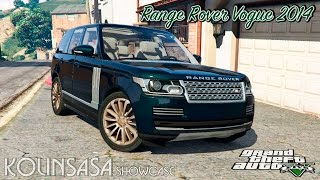 GTA 5 Range Rover Vogue 2014
