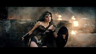 Batman vs Superman Best Action Scene Of Wonder Women vs Doomsday HD 720p