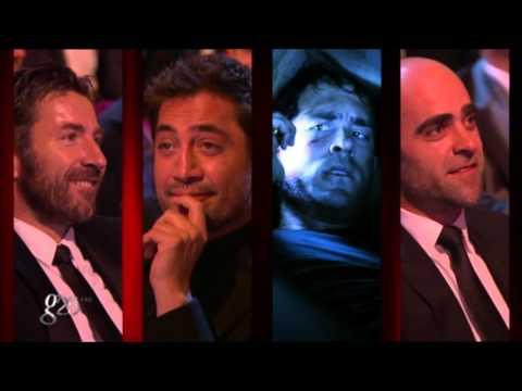 Javier Bardem gana el Goya al Mejor Actor Protagonista en 2011