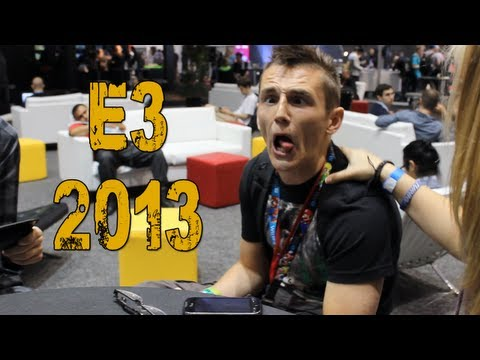 E3 2013 with Goldy, Syndicate, Muzza, & More!