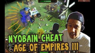 TRY AGE OF EMPIRES 3 CHEAT