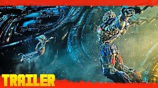 Transformers 5 El  Ltimo Caballero 2017 Tr Iler Oficial 3 Espa Ol Latino
