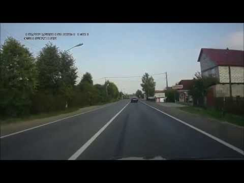 Раскатали утку на Егорьевском шоссе