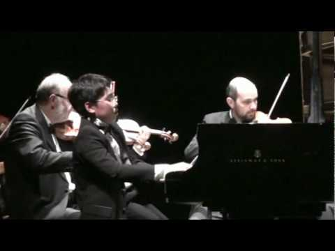 Chopin Concerto #1 by George Li - Part III Video