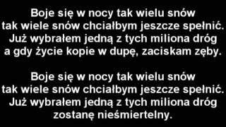 download lagu Zbuku Ft. B.r.o - Nieśmiertelnik Tekst gratis
