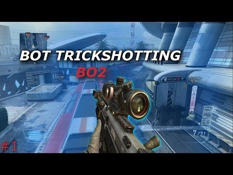 Bo2- Trickshotting (BOTS) #1 #1