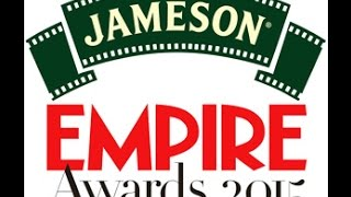 The Jameson Empire Awards 2015 Ralph Fiennes, Peter Capaldi, Henry Cavill meeting fans