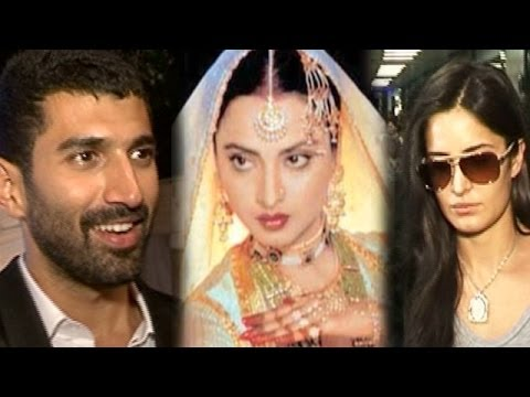 Katrina Kaif & Aditya Roy Kapur to share screen space with Rekha