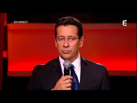 Laurent Gerra imite François Hollande