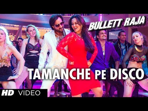 Tamanche Pe Disco:rdb Feat Nindy Kaur And Raftaar | Bullett Raja | Saif Ali Khan, Sonakshi Sinha video