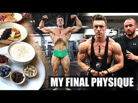 FINAL DAYS BEFORE SHOW DAY | My Preparations Before Stage... Hardbody Shredding Ep 27